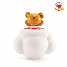 Pop-Up Teddy Shower Buddy by Hape