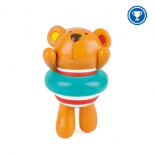 Swimmer Teddy Wind-Up Toy by Hape