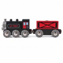 Steam-Era Freight Train by Hape