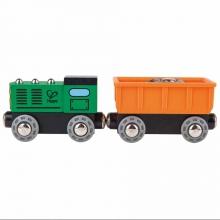 Diesel Freight Train by Hape