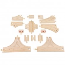 Advanced Track-Building Kit by Hape