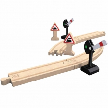Mechanical Railway Signals by Hape