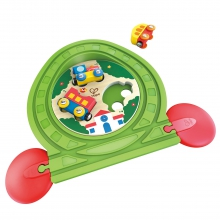 Track Train Puzzle by Hape