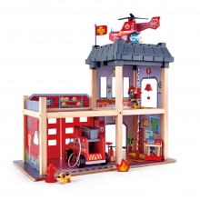 City Fire Station by Hape
