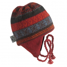 Classic Wool Ski Hats: Earflap Hawkeye by Turtle Fur