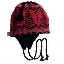 Classic Wool Ski Hats: Earflap Twiggly by Turtle Fur