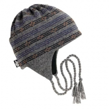 Classic Wool Ski Hats: Avalanche Earflap by Turtle Fur