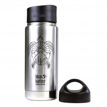 Spirit Turtle Klean Kanteen Insulated Wide 16 Oz by Turtle Fur in Fremont Ca