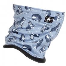Youth Comfort Shell Neckula Lined with Original Turtle Fur Fleece Print