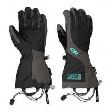 Women's Arete Gloves by Outdoor Research in Birmingham Mi