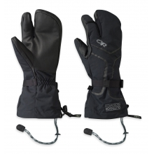 Men's Highcamp 3-Finger Gloves by Outdoor Research