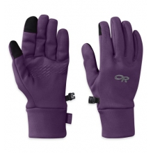 Women's PL 100 Sensor Gloves by Outdoor Research in Great Falls Mt