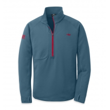 Men's Radiant Hybrid Pullover by Outdoor Research in Vernon Bc
