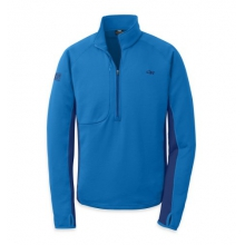 Radiant Hybrid Pullover by Outdoor Research in Red Deer Ab