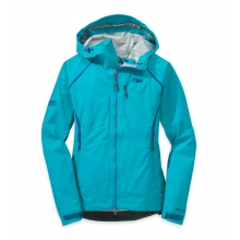 Women's Revelation Jacket by Outdoor Research in Peninsula Oh