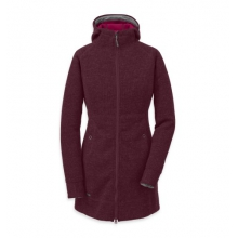 Women's Salida Long Hoody by Outdoor Research in Evanston Il