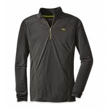 Men's Sequence L/S Zip Top by Outdoor Research in Altamonte Springs Fl