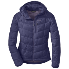 Women's Sonata Hooded Down Jacket by Outdoor Research in Tucson Az