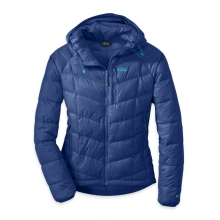 Women's Sonata Hooded Down Jacket by Outdoor Research in Altamonte Springs Fl