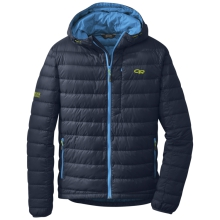 Men's Transcendent Down Hoody by Outdoor Research in Peninsula Oh