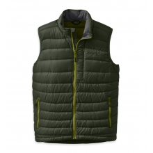 Men's Transcendent Down Vest by Outdoor Research in Cimarron Nm