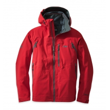 Men's White Room Jacket by Outdoor Research in Park City Ut