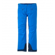 Men's White Room Pants by Outdoor Research in Revelstoke Bc
