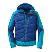 Men's Diode Hooded Jacket by Outdoor Research in Huntsville Al