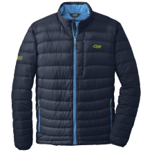 Men's Transcendent Down Sweater by Outdoor Research in Revelstoke Bc
