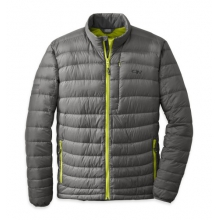 Men's Transcendent Down Sweater by Outdoor Research in Coeur Dalene Id