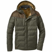 Men's Whitefish Down Jacket by Outdoor Research in Santa Monica Ca