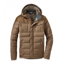 Men's Whitefish Down Jacket by Outdoor Research in Austin Tx