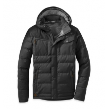 Men's Whitefish Down Jacket by Outdoor Research in Berkeley Ca