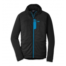 Men's Deviator Hoody by Outdoor Research in Highland Park Il