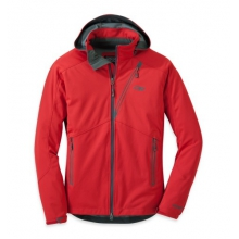 Men's Linchpin Hooded Jacket by Outdoor Research