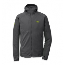 Men's Radiant Hybrid Hoody by Outdoor Research in Ponderay Id