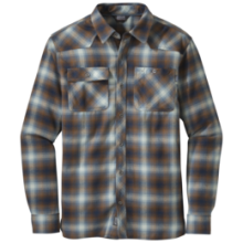 Men's Feedback Flannel Shirt by Outdoor Research in Abbotsford Bc