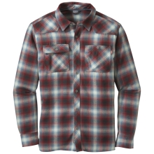 Men's Feedback Flannel Shirt by Outdoor Research in Ann Arbor Mi