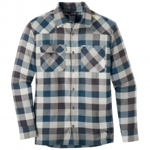 Men's Feedback Flannel Shirt by Outdoor Research in Red Deer Ab