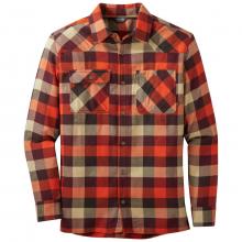 Men's Feedback Flannel Shirt by Outdoor Research in Leeds Al