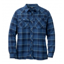 Men's Feedback Flannel Shirt by Outdoor Research in Ellicottville Ny
