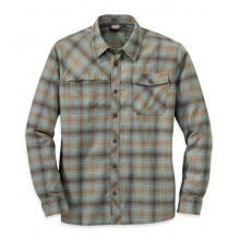 Men's Tangent L/S Shirt by Outdoor Research in Jacksonville Fl