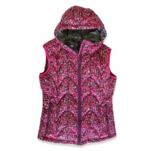 Aria Print Vest by Outdoor Research in Juneau Ak