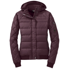 Women's Placid Down Jacket by Outdoor Research in Victoria Bc