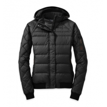 Women's Placid Down Jacket by Outdoor Research in Nelson Bc