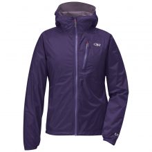 Women's Helium II Jacket by Outdoor Research in Aspen Co