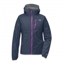 Women's Helium II Jacket by Outdoor Research in Waterbury Vt