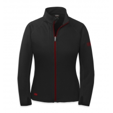 Women's Radiant Hybrid Jacket by Outdoor Research