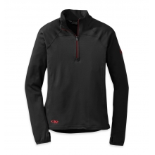 Women's Radiant LT Zip Top by Outdoor Research