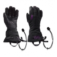 Women's Luminary Sensor Gloves by Outdoor Research